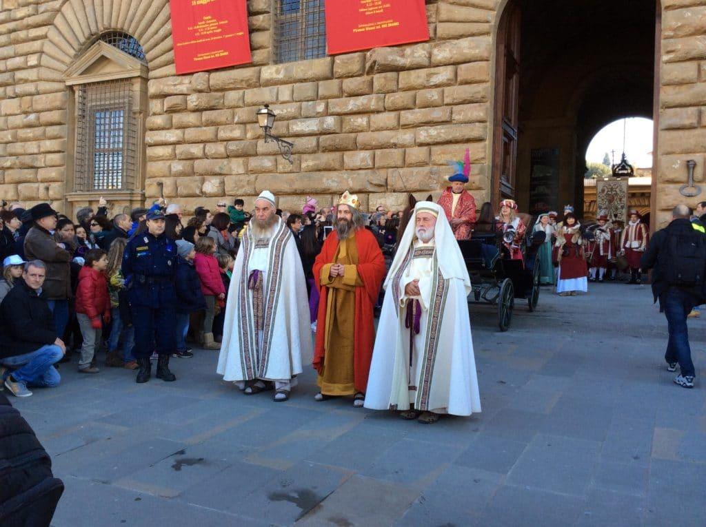 Cavalcata dei Magi Firenze