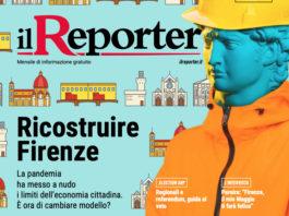 il reporter copertina settembre 2020