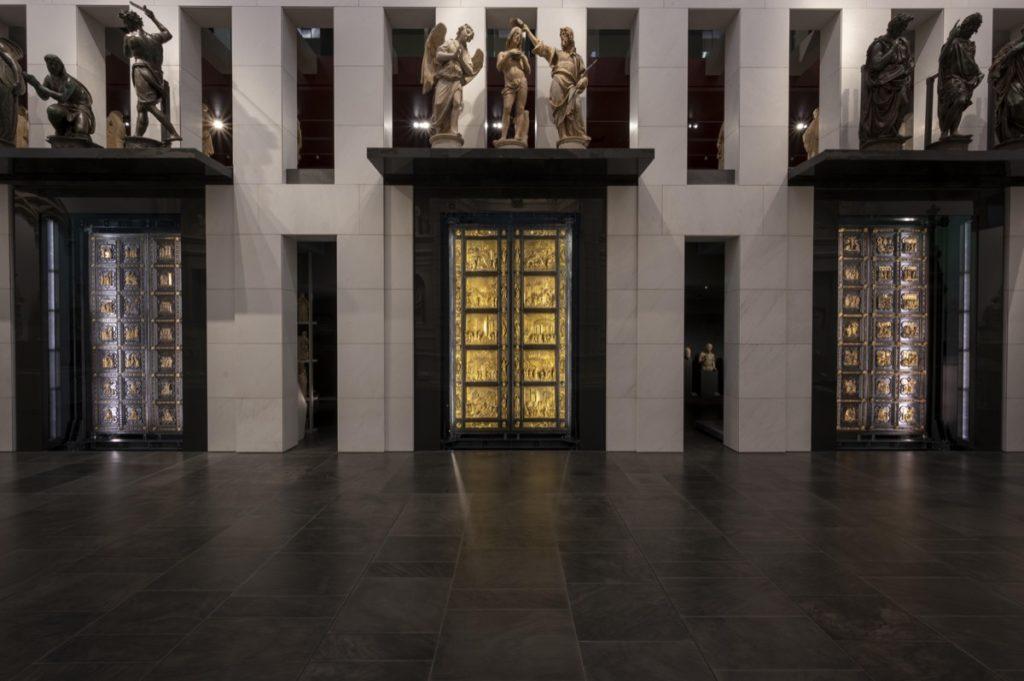 Porta sud Battistero Firenze visite guidate gratis