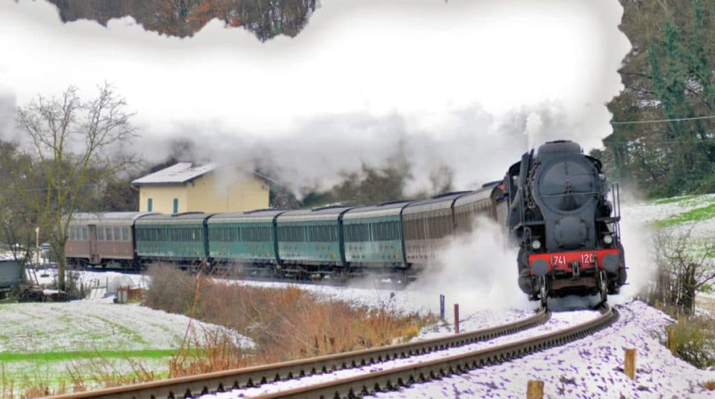 Treno della Befana Firenze