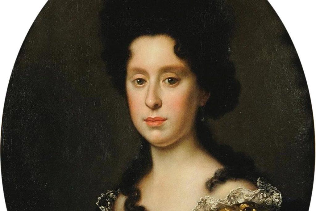 Anna Maria Luisa Medici Elettrice Palatina