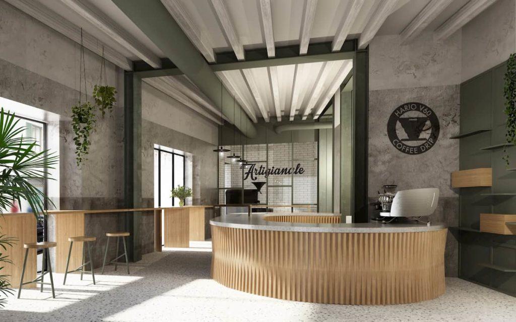 Caffetteria Ditta Artigianale Sant'Ambrogio Firenze