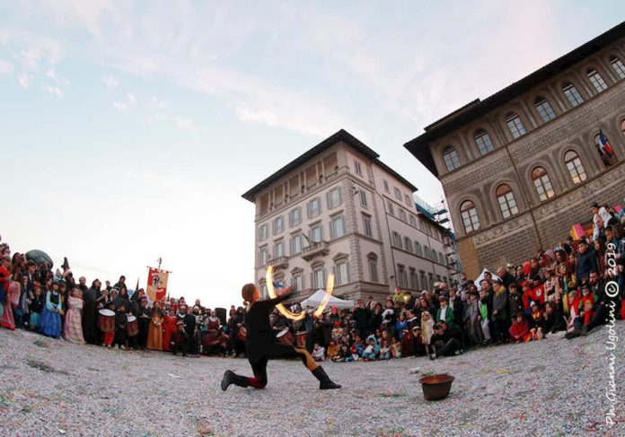 Carnevale Firenze ultimo weekend eventi bambini 22 23 febbraio 2020