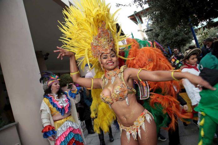 Carnevale Firenze weekend 15 16 febbraio 2020