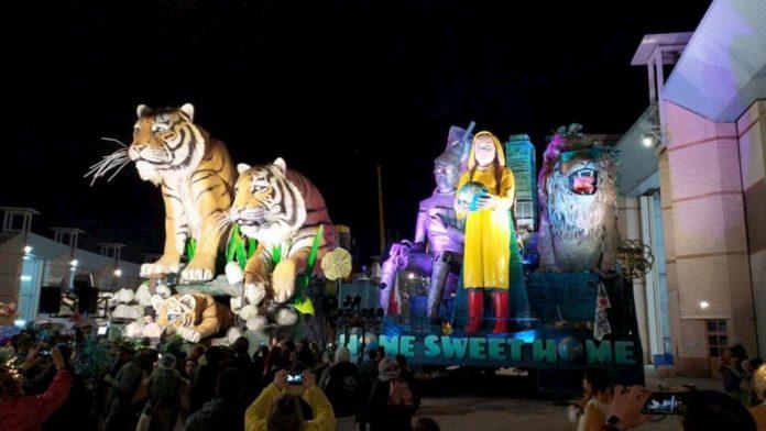 Carnevale Viareggio 2020 carri vincitori classifica