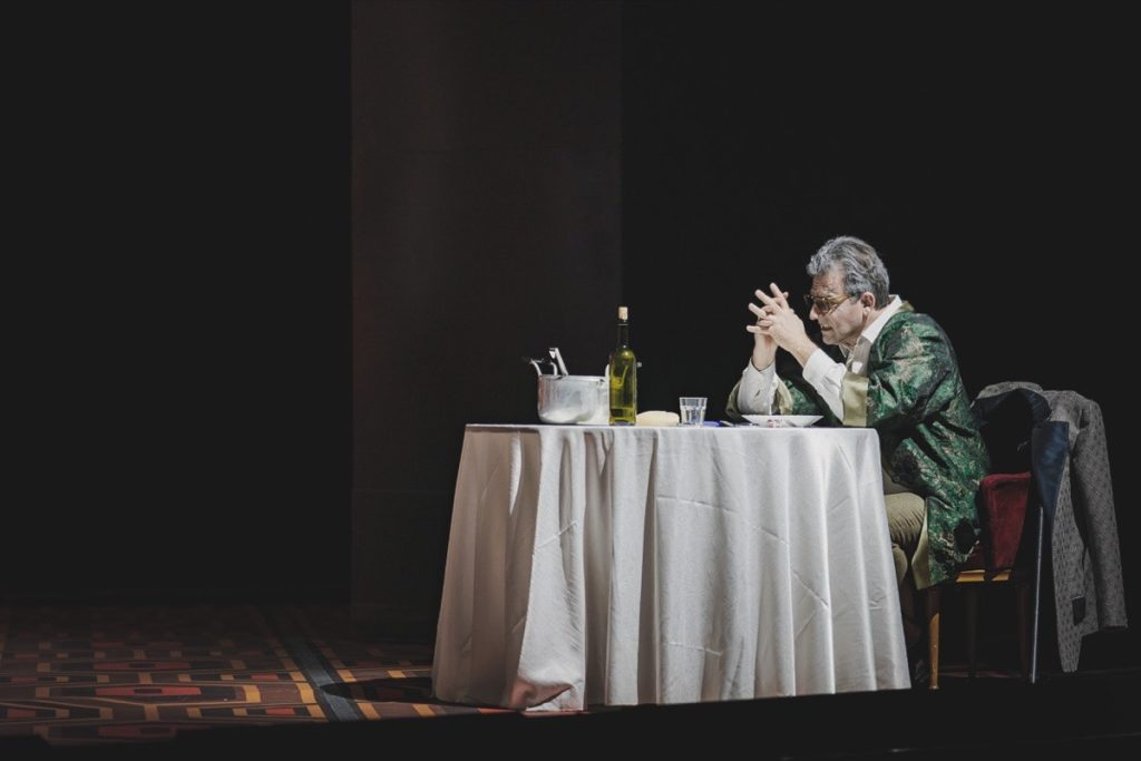 Don Pasquale a teatro