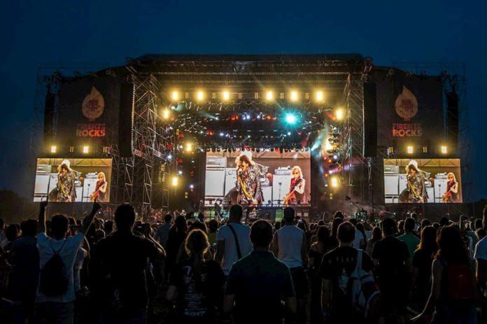 Firenze Rocks concerti