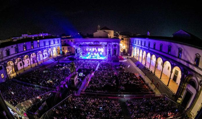 Musart Festival piazza Santissima Annunziata