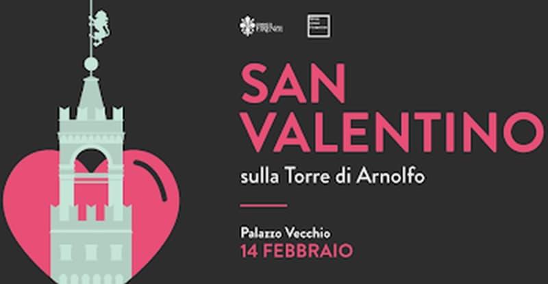 San Valentino 2020 brindisi Torre Arnolfo Palazzo Vecchio