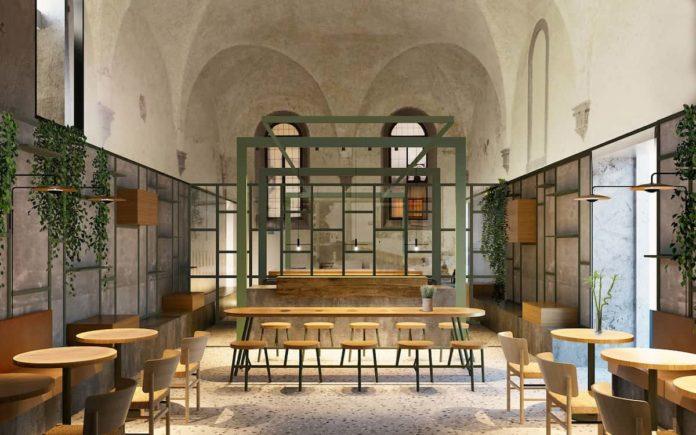 Ditta Artigianale scuola caffè Firenze convento Sant'Ambrogio