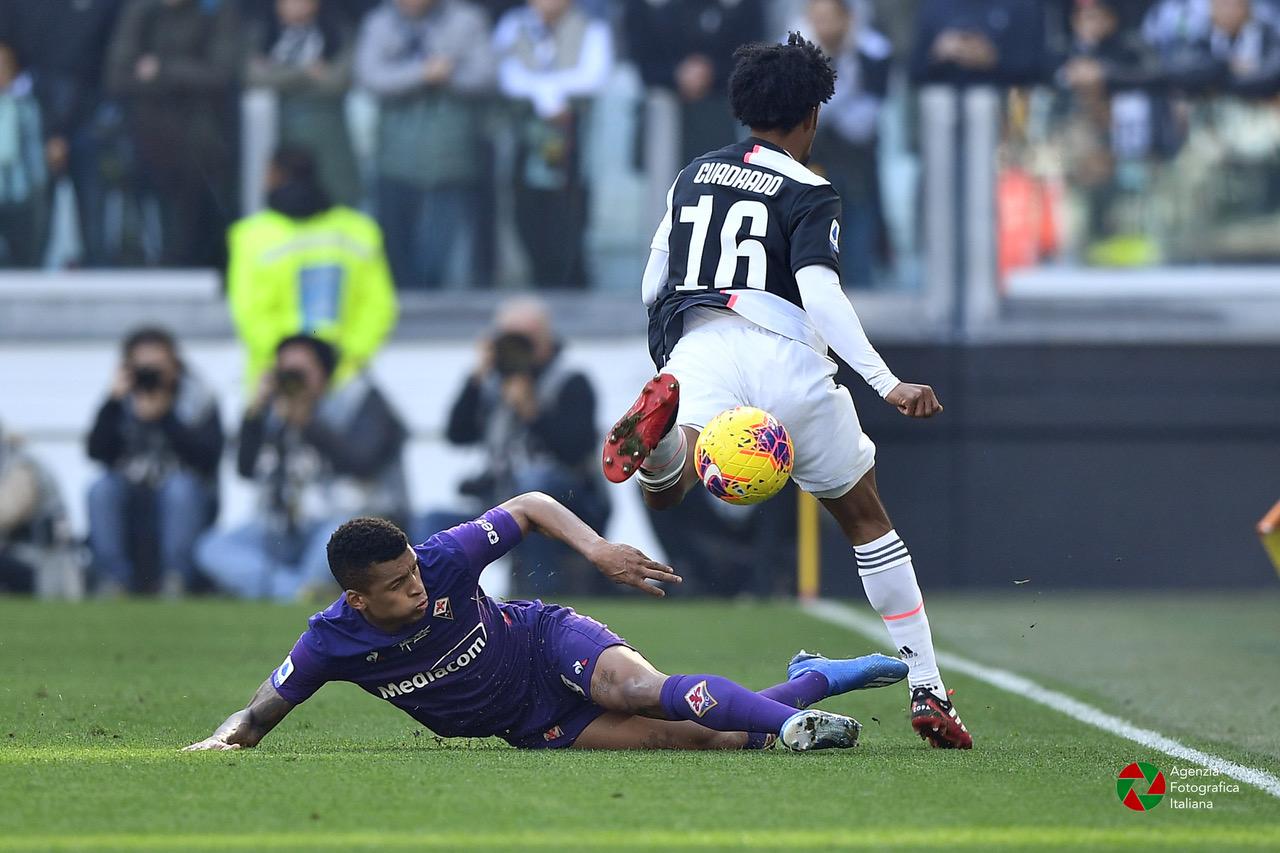 Juventus Fiorentina, 2 febbraio 2020