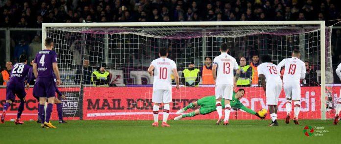 Il Gol di Pulgar, Fiorentina Milan