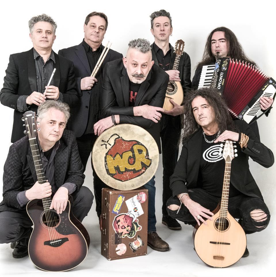 Modena City Ramblers a Teatro Puccini