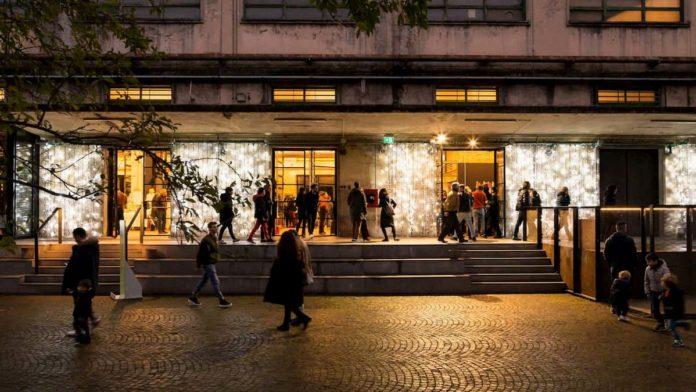 Manifattura Tabacchi Firenze edificio B9 eventi
