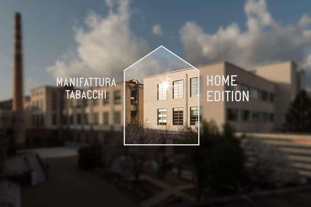 Manifattura Tabacchi Home edition palinsesto online