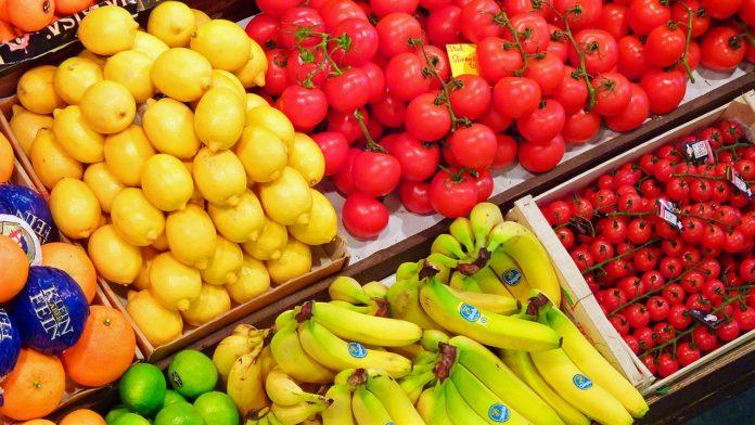Frutta verdura spesa