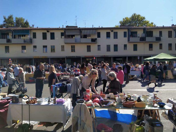 Svuota cantine mercatini Isolotto Quartiere 4 2020