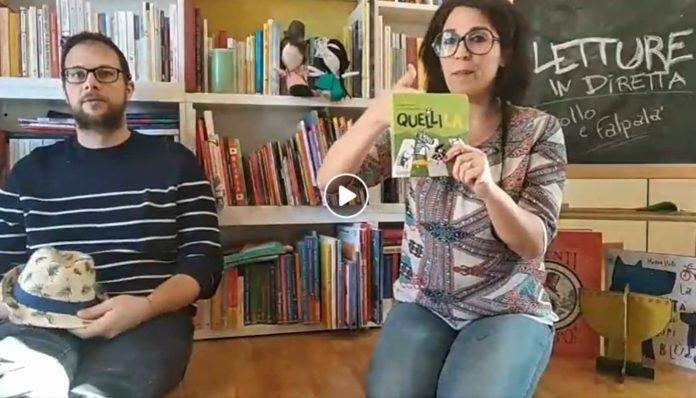 Video letture bambini video storie Farollo Falpala