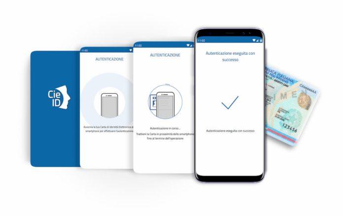 App carta identità digitale 3.0 CIE ID