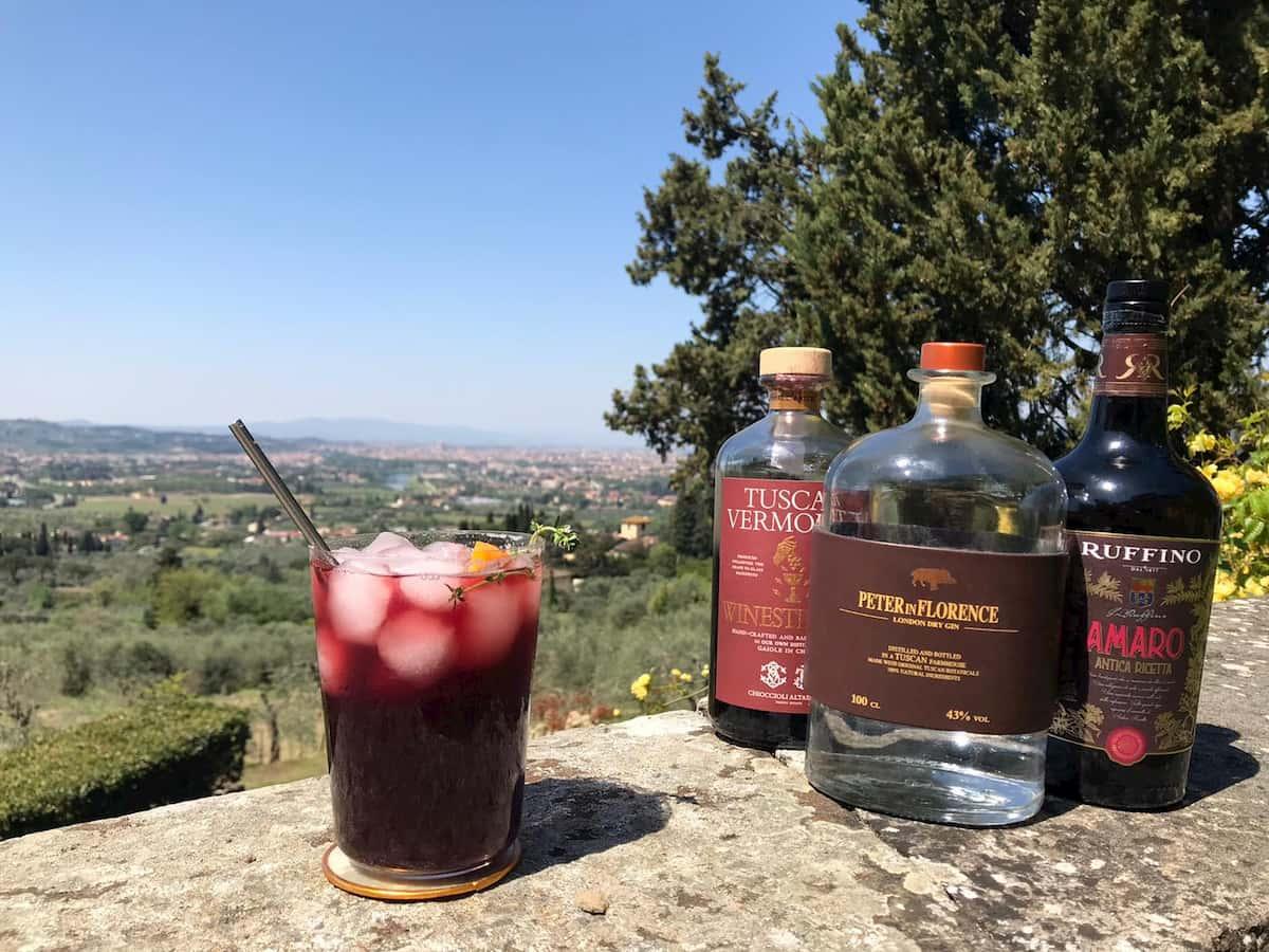 cocktail come fare a casa ricetta Negroni rivisitato