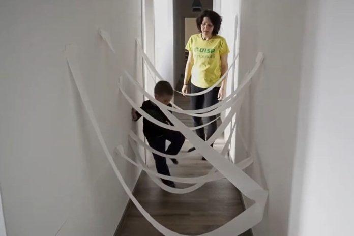 Esercizi bambini da fare casa coordinazione attività motoria Uisp