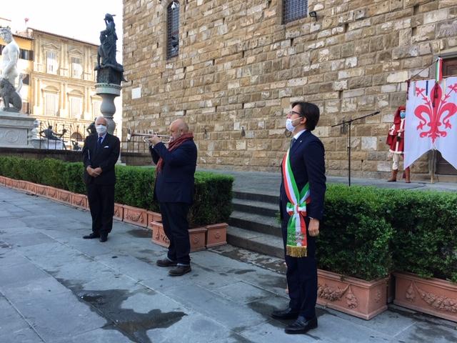 Liberazione, le celebrazioni per il 25 aprile a Firenze
