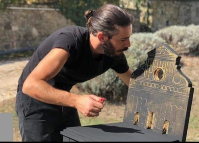 Cosimo De Vita Cityng sedie chiese