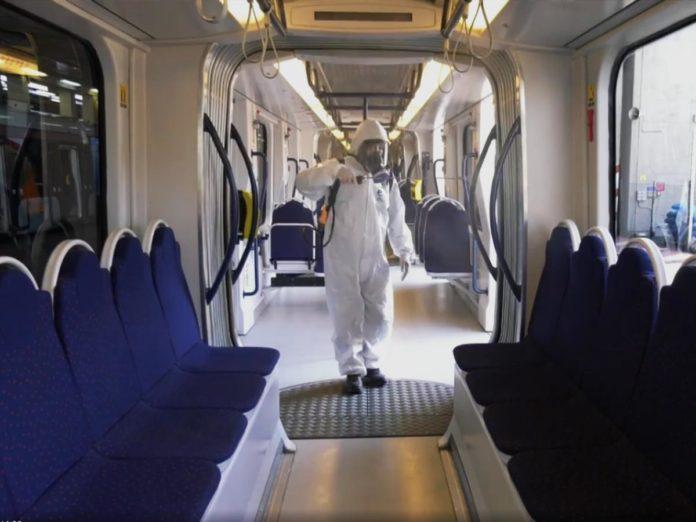 Tramvia , bus Ataf e treno: mascherina obbligatoria a bordo