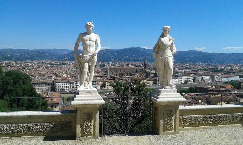 Giardino Bardini Firenze riapertura orario gratis