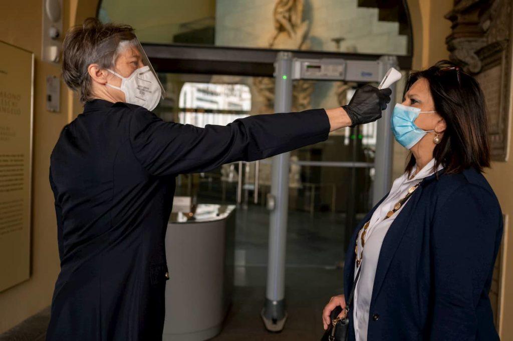 coronavirus Museo Opera duomo Firenze