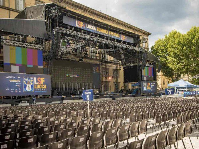 Lucca Summer Festival 2020 annullato: voucher come rimborso dei biglietti