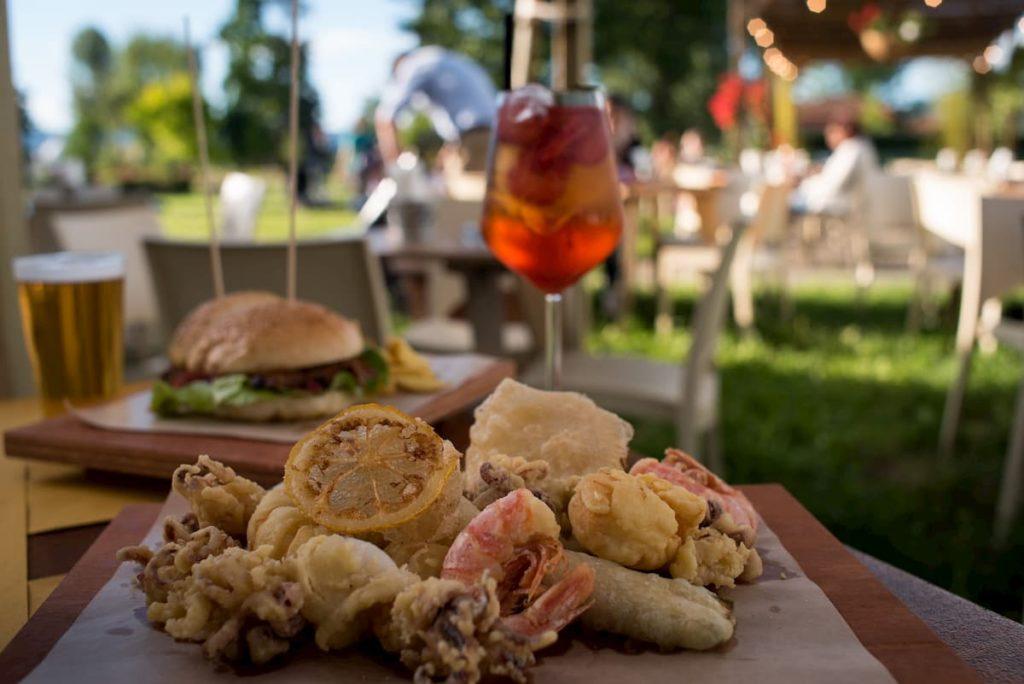 Anconella Garden locale aperto Firenze sud ristorante
