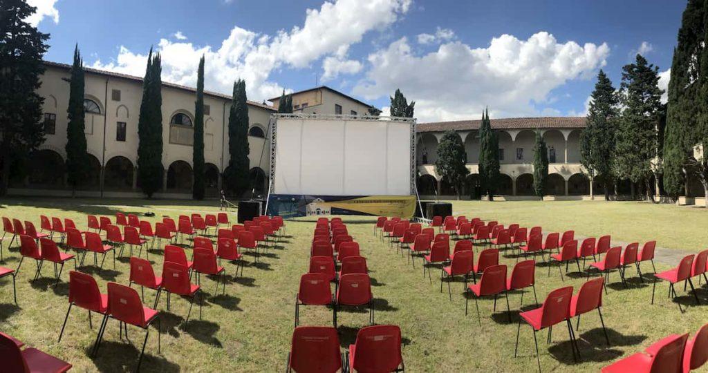 Arena estiva Cinema Santa Maria Novella Firenze 2020