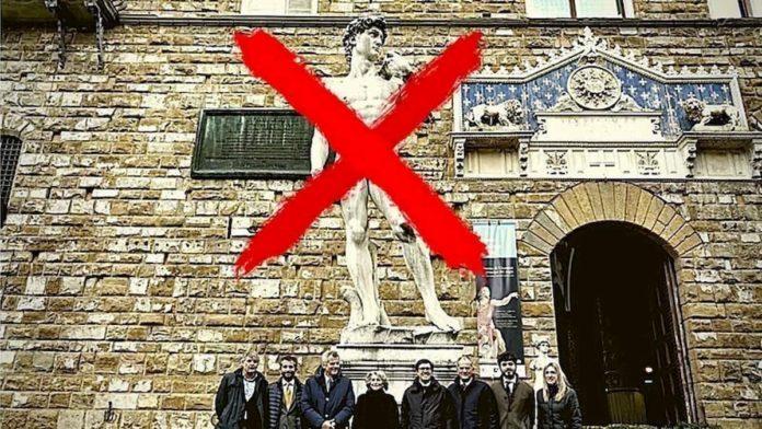 David Michelangelo Firenze petizione Change.org