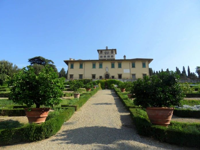 villa medicea gratis museo weekend Firenze