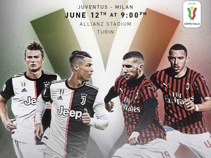 Juve Milan in chiaro su Rai 1, non servono Sky o Dazn: dove vederla