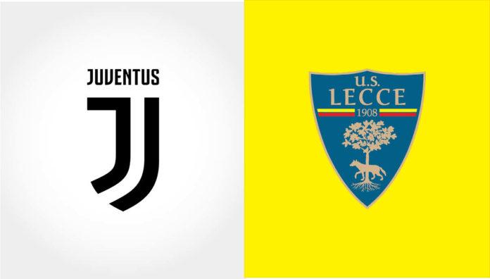 dove vedere Juventus Lecce in tv: sky o dazn