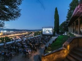 Eventi Firenze 11 12 luglio 2020 weekend cosa fare cinema Villa Bardini