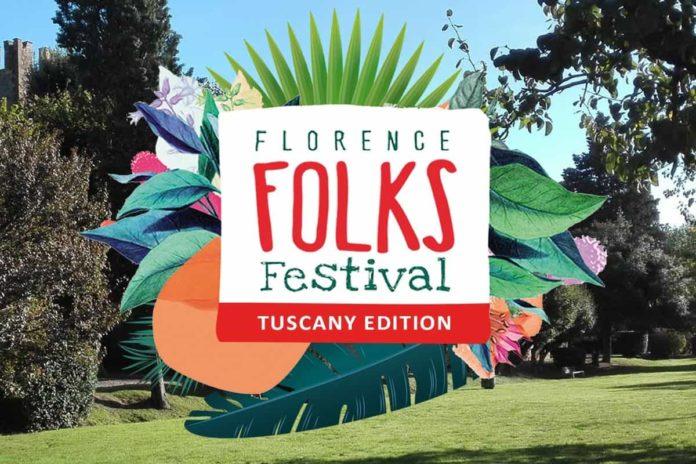 Florence Folks Festival 2020 Parco Acciaiolo Scandicci Firenze programma eventi