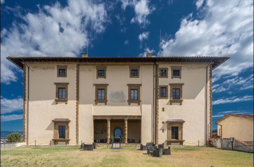 Palazzina Forte Belvedere cosa fare vedere Firenze