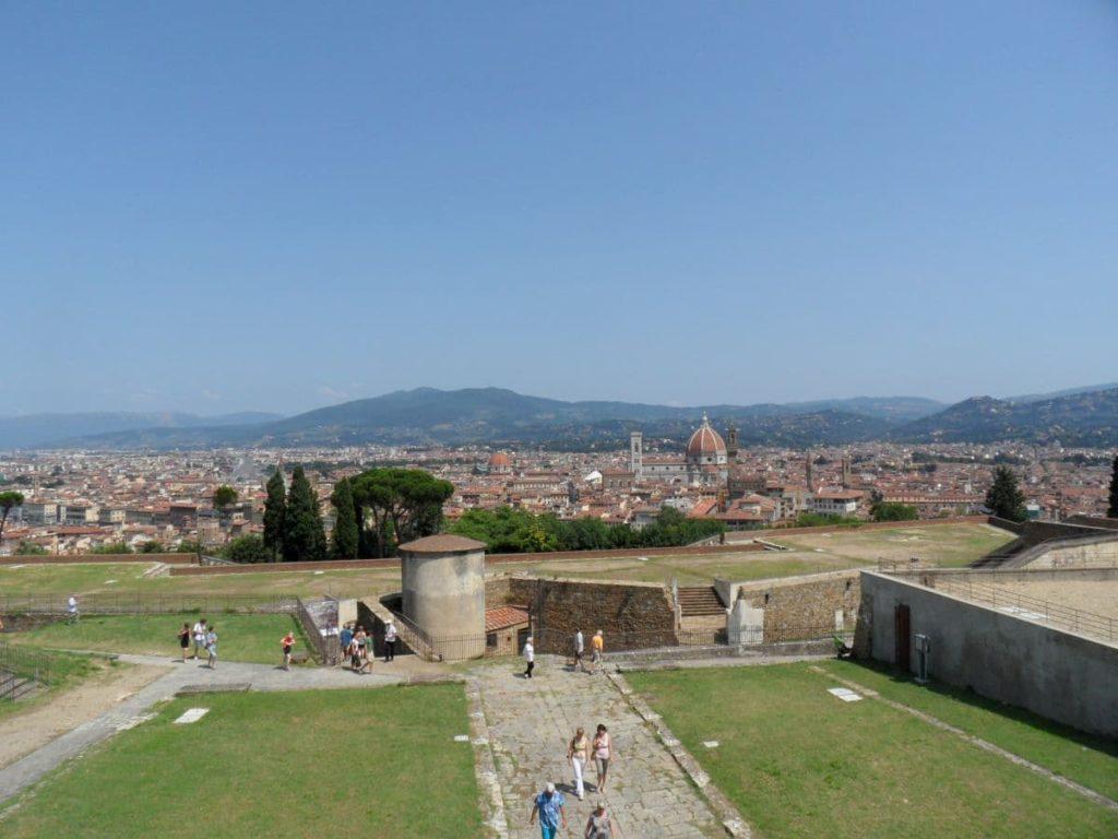 Forte Belvedere apertura fortezza