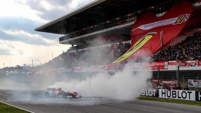 F1 Mugello GP Toscana Ferrari 2020 biglietti pubblico