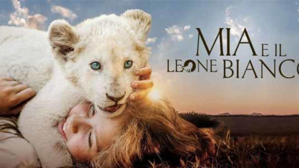 Mia e il leone bianco film cinema Firenze