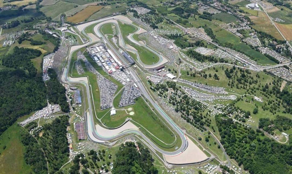 Mugello Circuit Formula 1