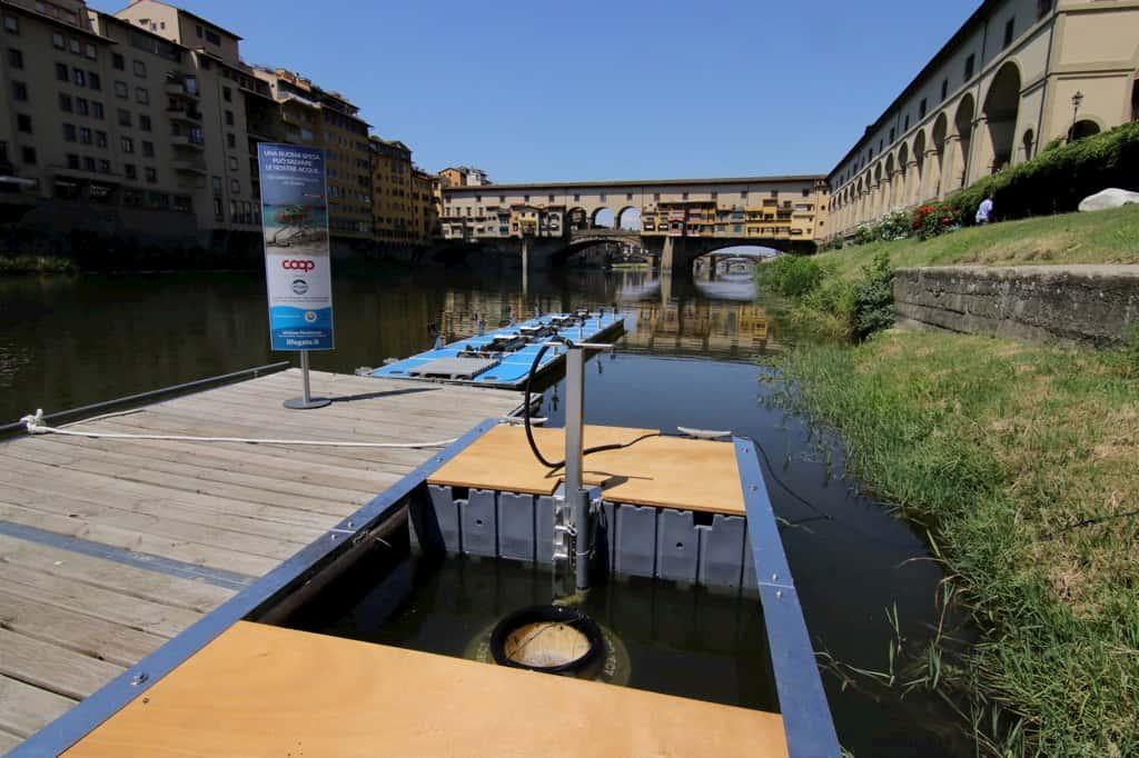 Seabin canottieri Firenze