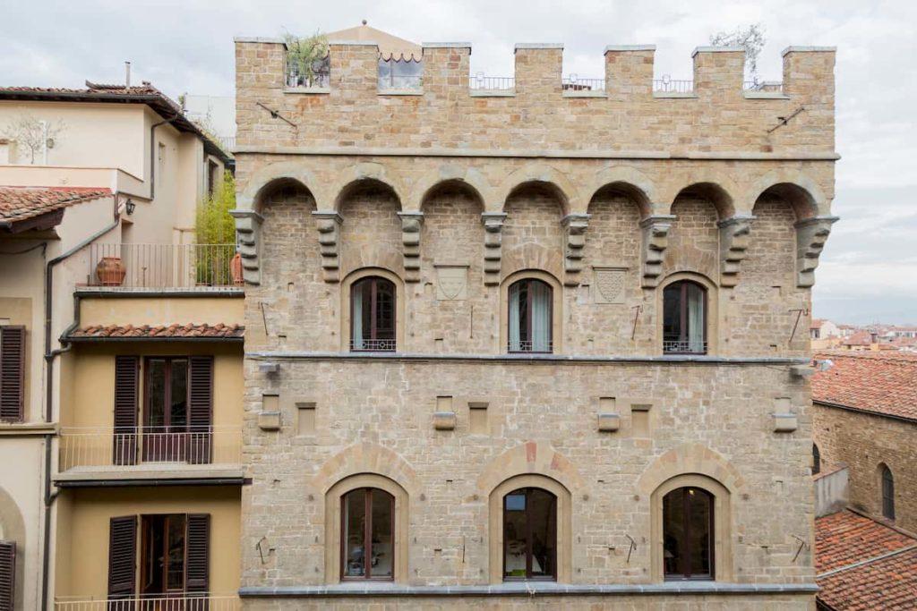 Antica Torre via Tornabuoni 1 Firenze