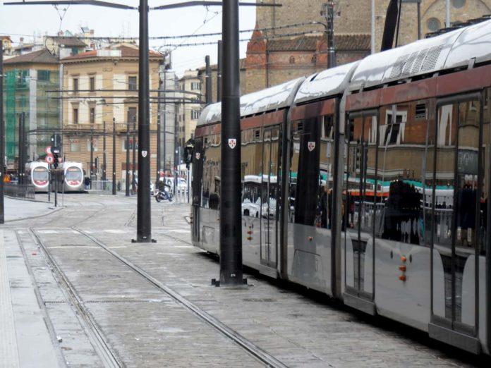 Tramvia Firenze tram binari