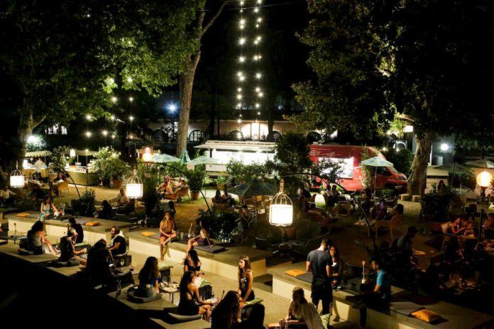 Villa Vittoria Firenze estate 2020 locale