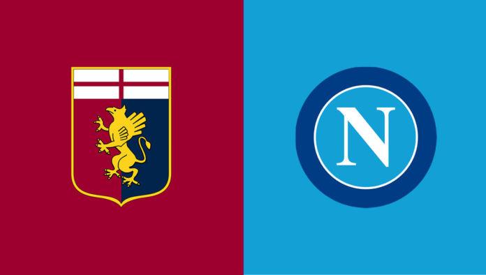 dove vedere Genoa Napoli in tv: sky o dazn
