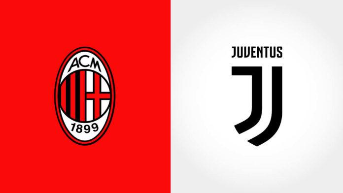 dove vedere milan Juventus in tv: sky o dazn